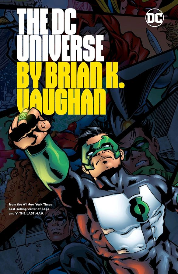 DC Universe by Brian K. Vaughan