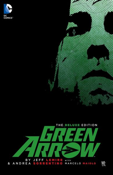 Green Arrow by Jeff Lemire - The Deluxe Edition HC