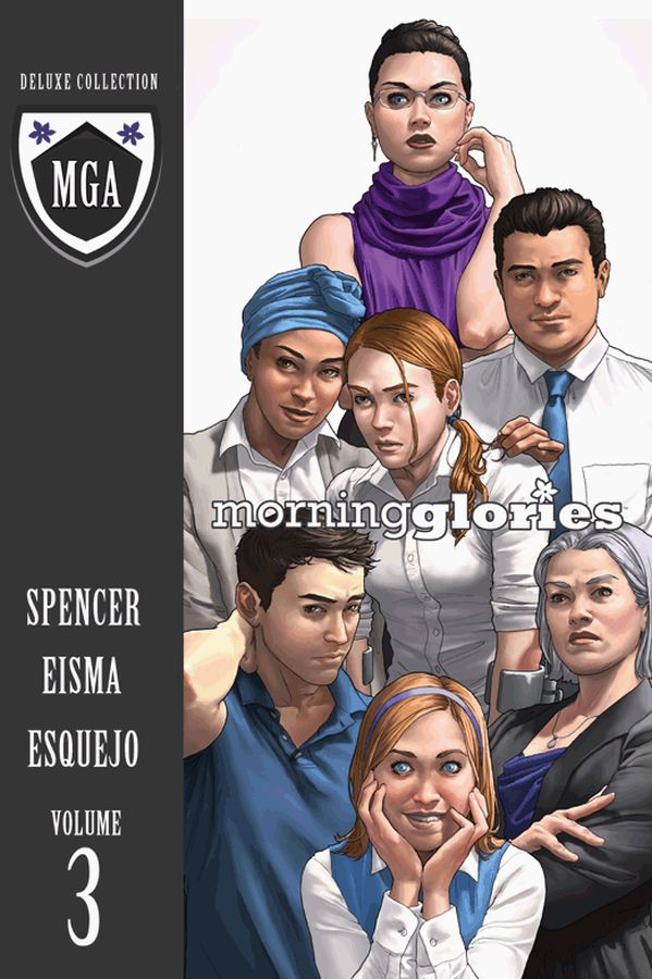 Morning Glories Volume 3 Deluxe Ed