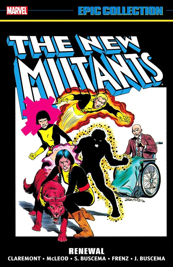 New Mutants: Renewal