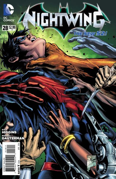 Nightwing (The New 52) #28