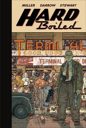 Hard Boiled 2nd Edition HC