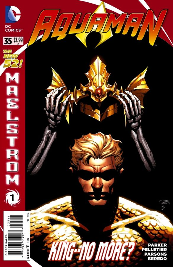 Aquaman (The New 52) #35