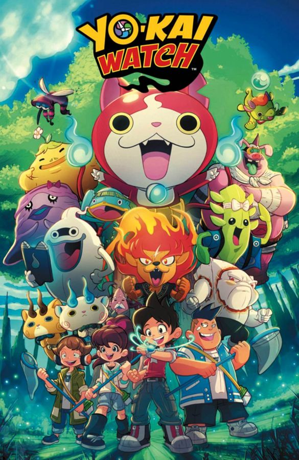 Yo-Kai Watch HC