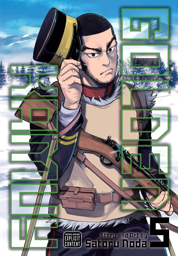 Golden Kamuy Volume 05