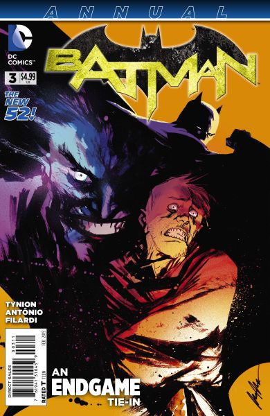 Batman Annual #3 (The New 52)