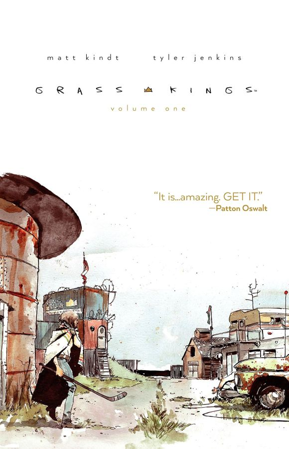 Grass Kings Volume 1 HC