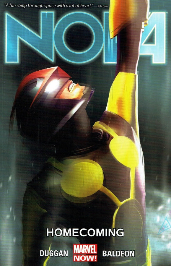 Nova (2013) Volume 6: Homecoming