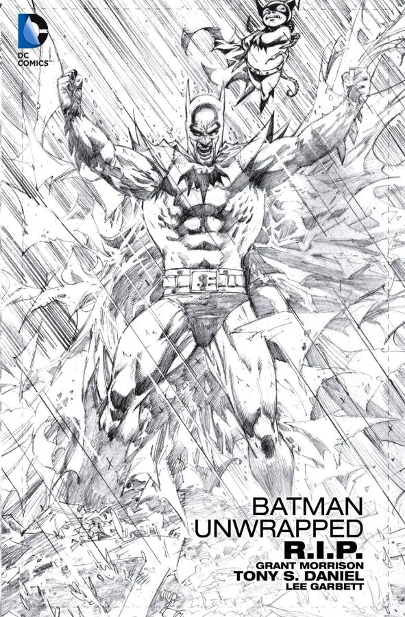 Batman: RIP - Unwrapped HC