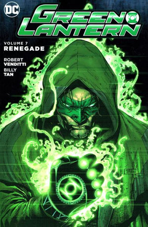 Green Lantern (The New 52) Volume 7: Renegade