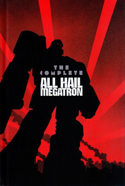 Transformers: The Complete All Hail Megatron HC