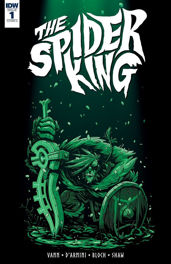 Spider King #1 (of 4)