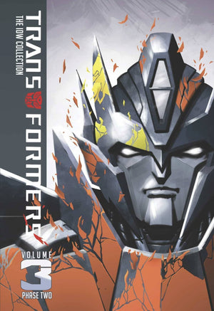 Transformers: The IDW Collection - Phase Two Volume 03 HC