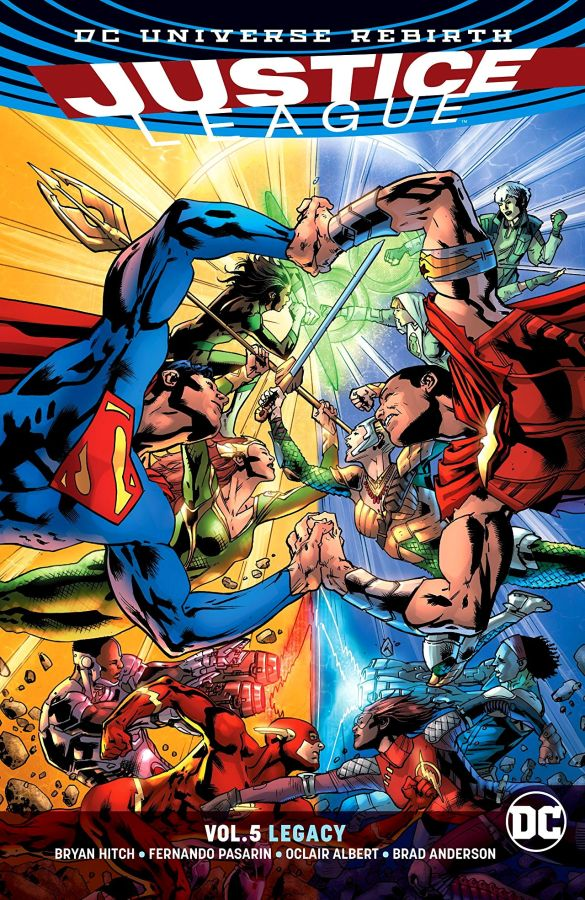 Justice League (DC Universe Rebirth) Volume 5: Legacy