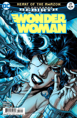 Wonder Woman (DC Universe Rebirth) #27