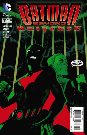Batman Beyond Universe (2013) #07