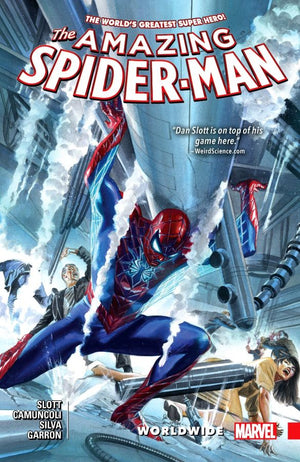 Amazing Spider-Man (2015) Worldwide Volume 4