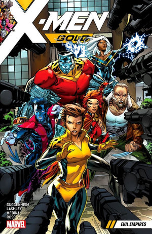 X-Men Gold (2017) Volume 2: Evil Empires