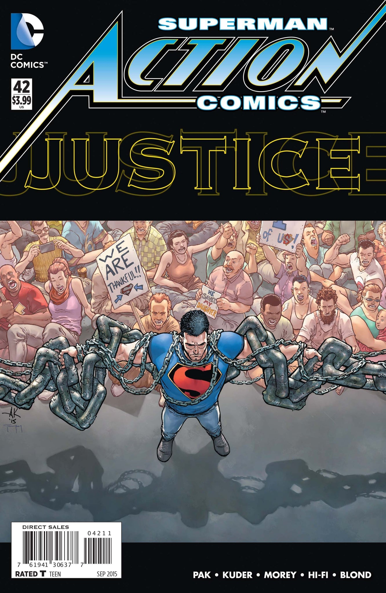Action Comics (The New 52) #42
