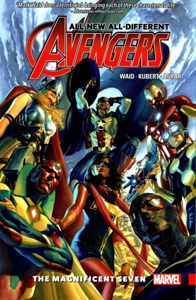 All-New, All-Different Avengers Volume 1: The Magnificient Seven