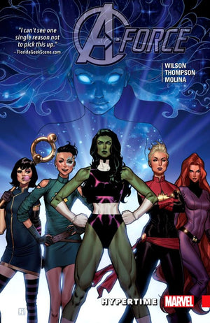 A-Force (2016) Volume 1: Hypertime