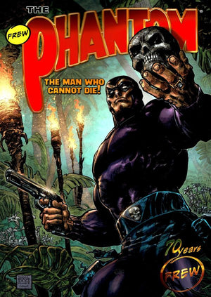 The Phantom Volume 2: The Man Who Cannot Die