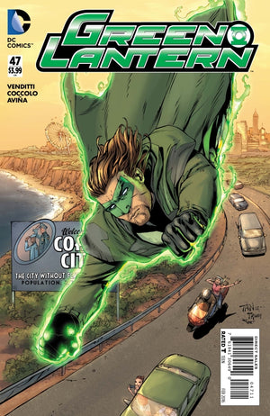 Green Lantern (The New 52) #47