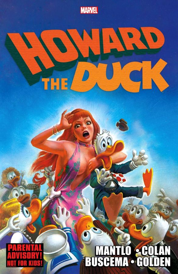 Howard the Duck - The Complete Collection Volume 3