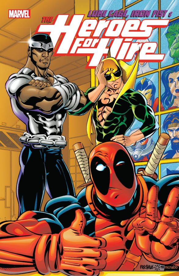 Luke Cage, Iron Fist & The Heroes For Hire Volume 2