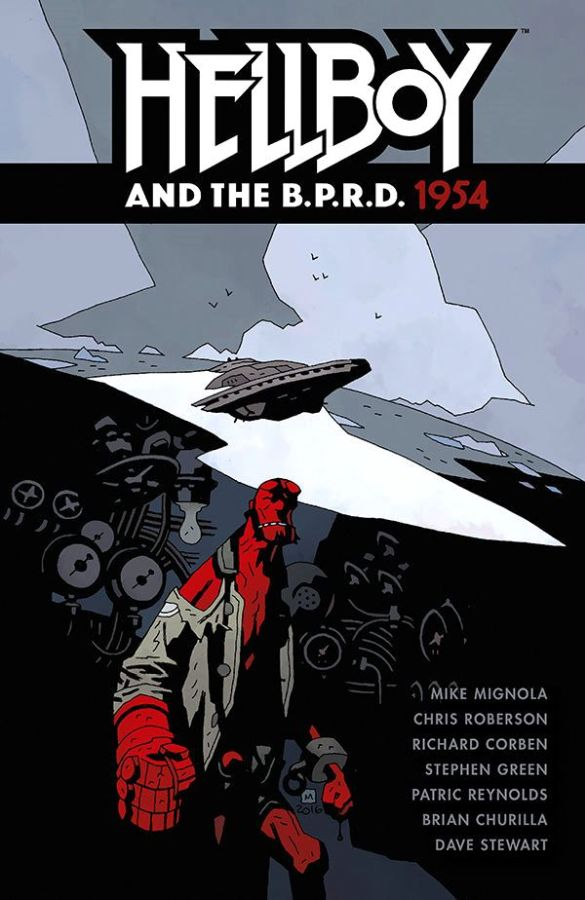 Hellboy and the BPRD: 1954