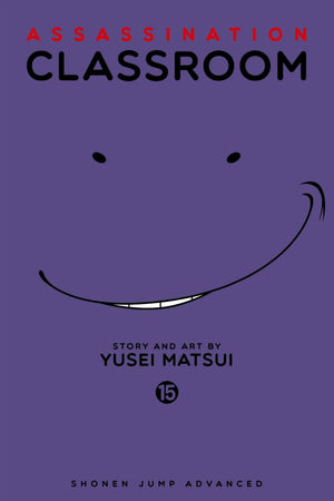 Assassination Classroom Volume 15