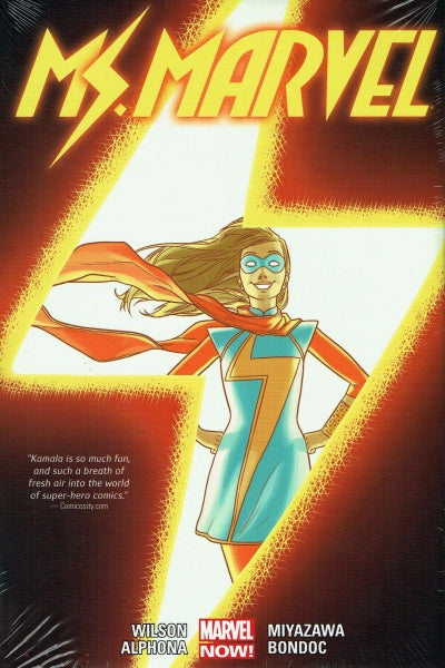 Ms Marvel (2014) Book 2 HC