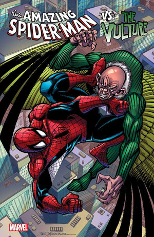 Spider-Man Vs The Vulture