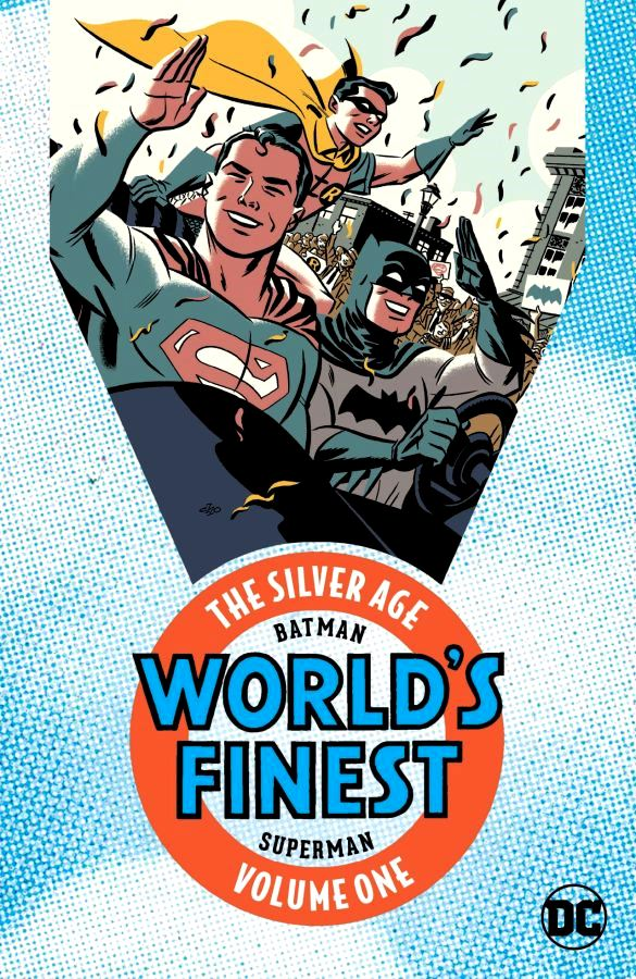 Batman & Superman: World's Finest - The Silver Age Volume 1
