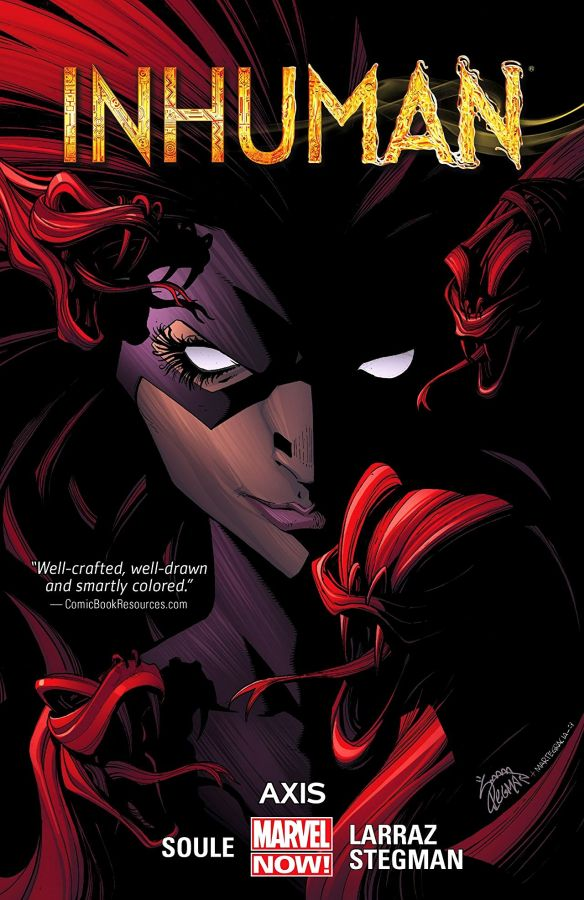 Inhuman (2014) Volume 2: Axis
