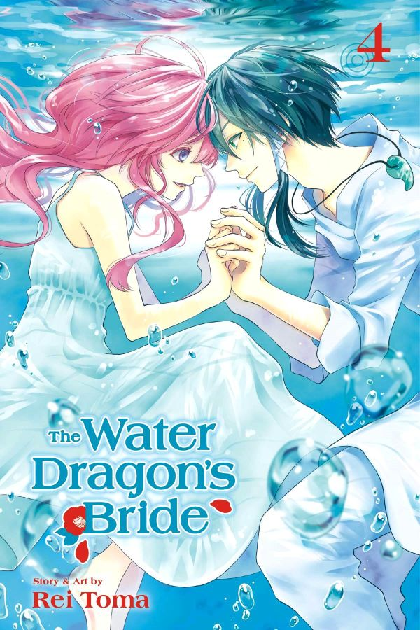 Water Dragon's Bride Volume 4