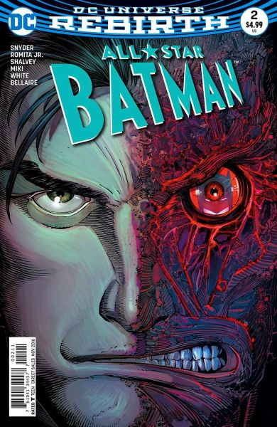 All-Star Batman #02 (DC Universe Rebirth)