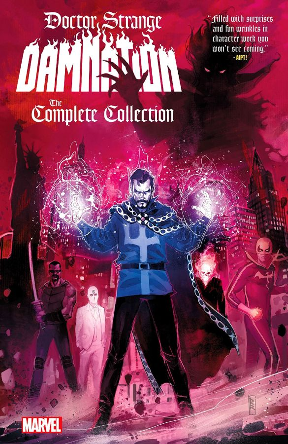 Doctor Strange: Damnation (2018) - The Complete Collection