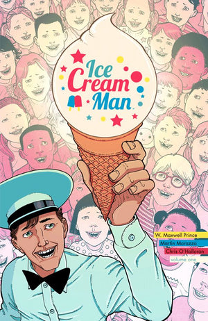 Ice Cream Man (2018) Volume 1: Rainbow Sprinkles