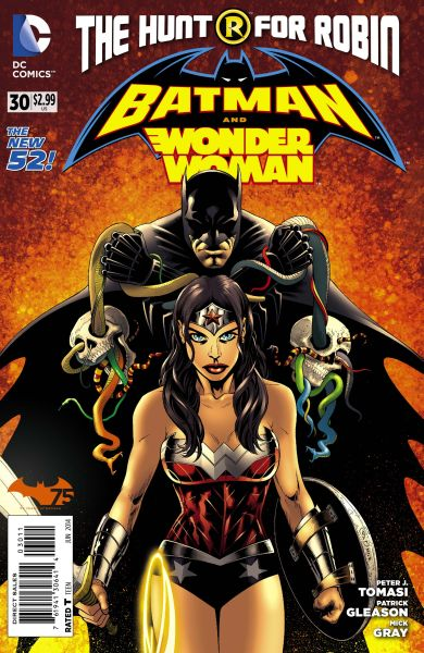 Batman and Wonder Woman (The New 52) #30