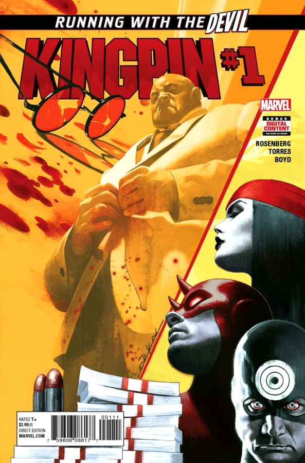 Kingpin #1 (of 5)