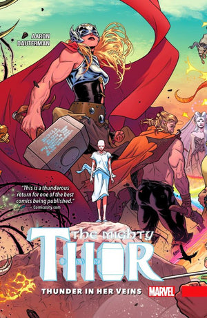 Mighty Thor (2015) Volume 1: Thunder in her Veins