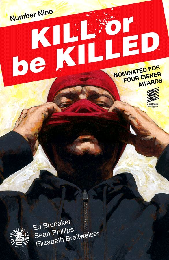 Kill or be Killed #09