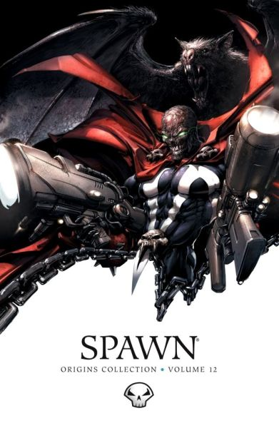 Spawn Origins Volume 12