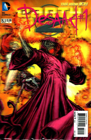 Earth 2 (The New 52) #15.1: Desaad