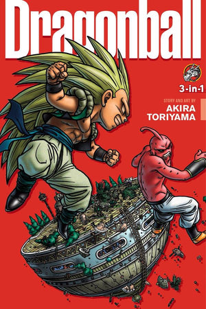 Dragon Ball 3-in-1 Edition Volume 14