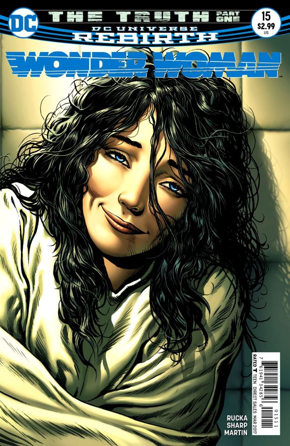 Wonder Woman (DC Universe Rebirth) #15
