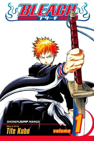 Bleach Volume 01