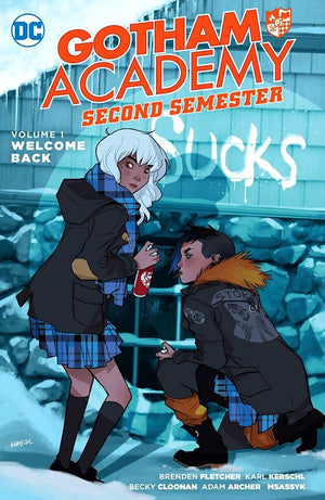 Gotham Academy: Second Semester Volume 1 - Welcome Back