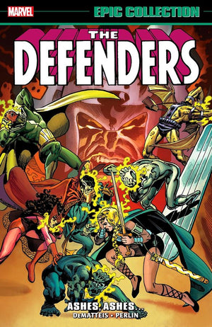 Defenders: Ashes, Ashes...